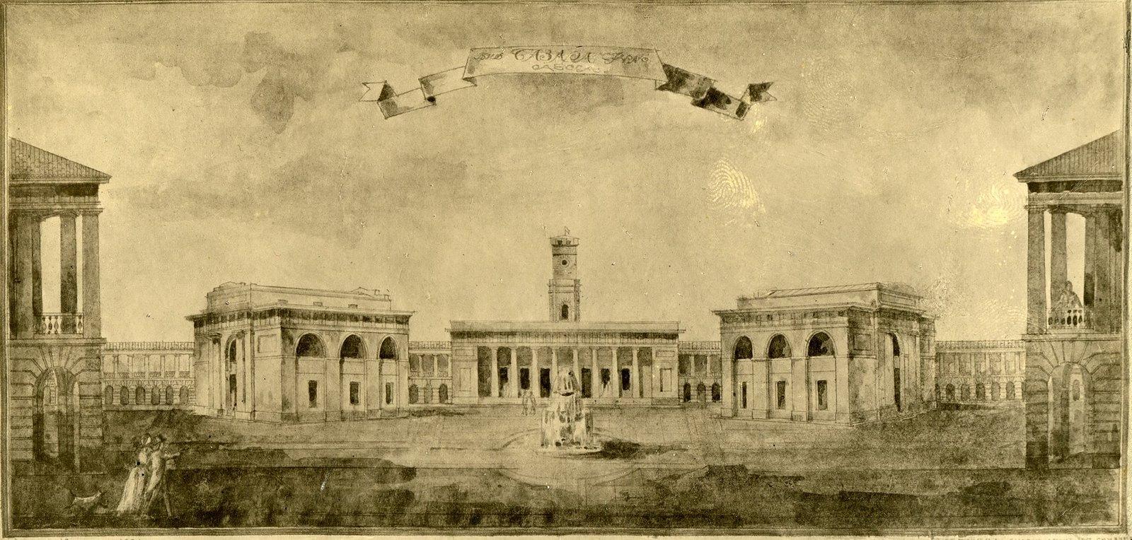 Реконструкция площади Старого Базара