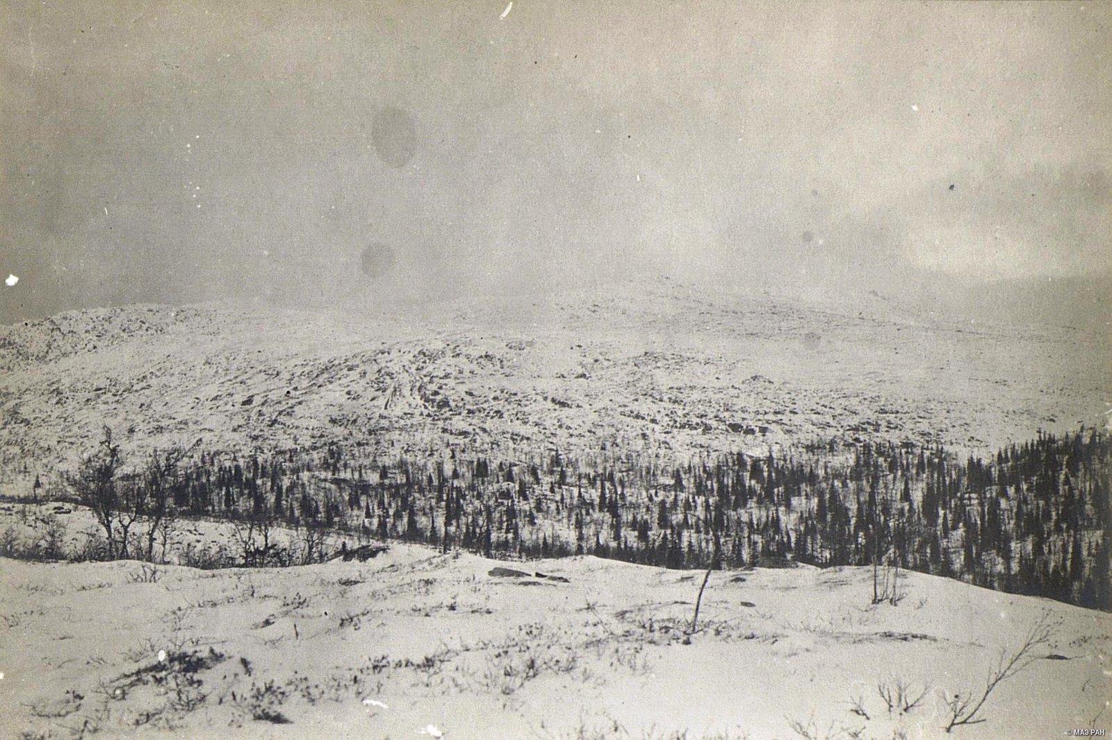 Чуня-тундра. Бассейн реки Кола (7)
