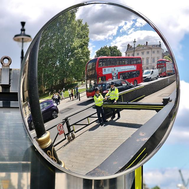 London Security Mirror....