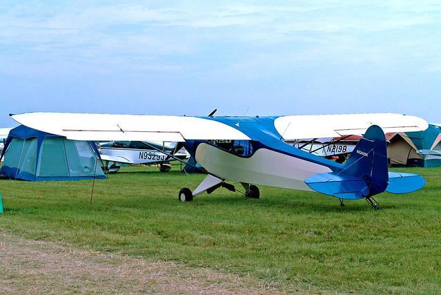 N2426K   WAG-Aero Sport Trainer [1361] Oshkosh-Wittman Regional~N 29/07/2008