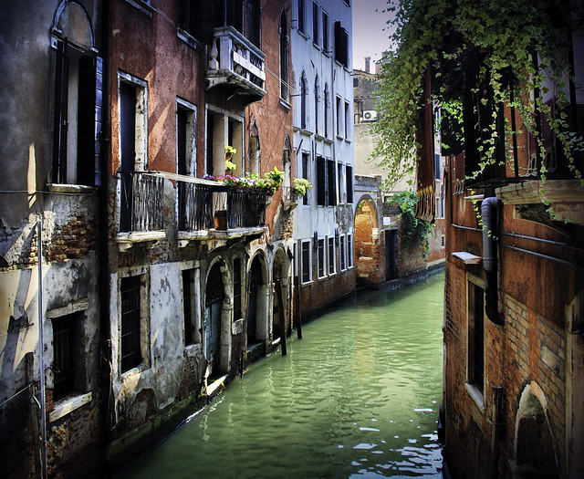 *Light at the End of the Canal * (Imaginative Story)