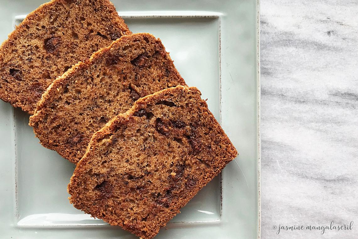 Ruth Stuart's Banana-Cinnamon Bread