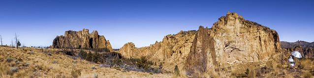 Smith Rock State Park, Oregon, USA