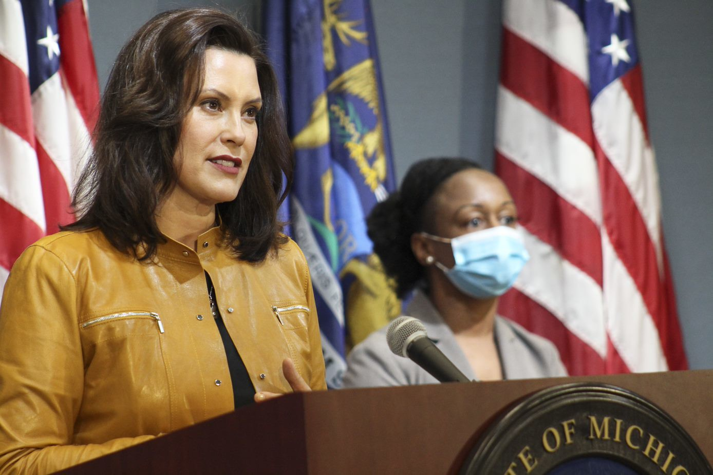 Governor Whitmer Declares June 19th As Juneteenth Celebration Day In Michigan Homtv Meridian Township Michigan