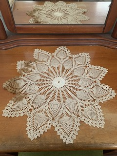 great grandmother's doily | by bitches get stitches
