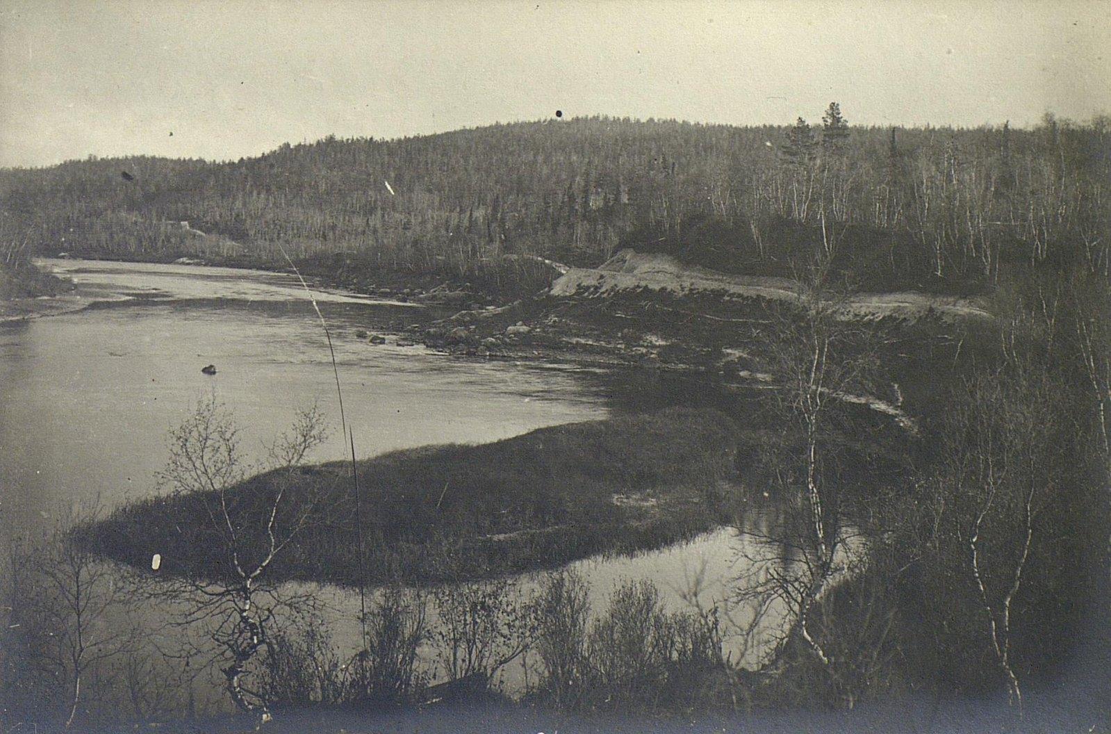 Вид на реку Тулому (1)