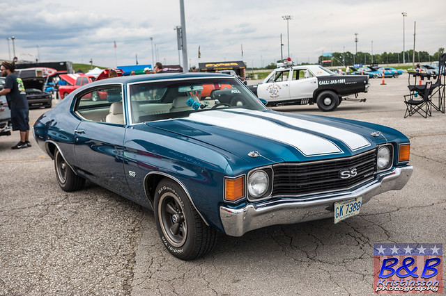 Chevrolet Chevelle SS ´72 | HRPT 2019. Day 5, June 12th ...