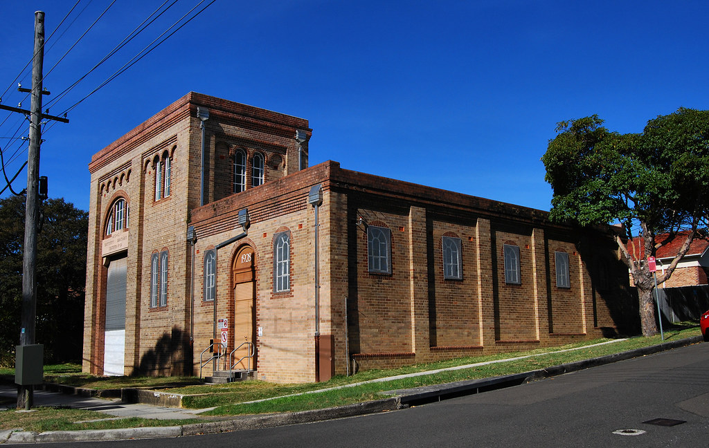 Electricity Sub Station No 191, Griffiths St, Balgowlah, Sydney, NSW.