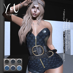 YoU by GeMyles VincenzoMae@ Ebento's May round!