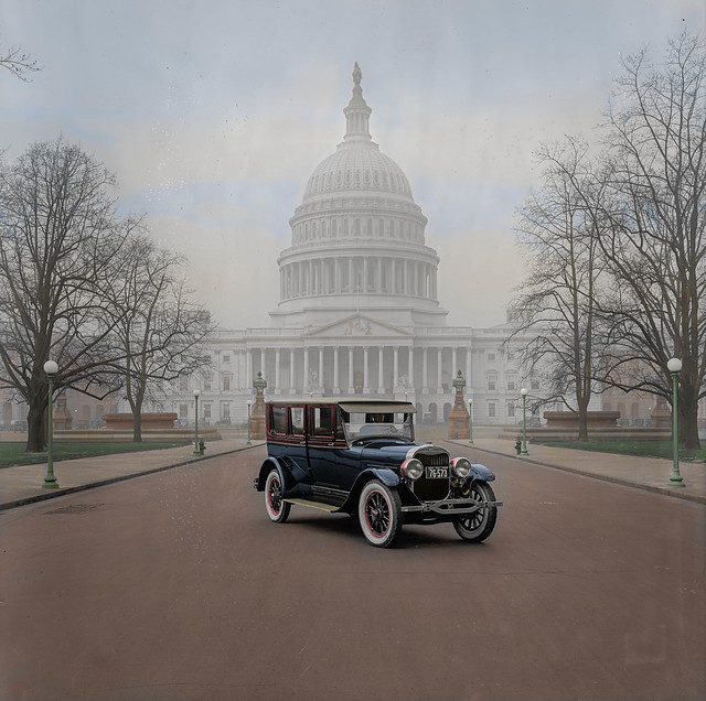 A Ford Motor Co. Lincoln (1924)