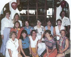 Aerobic Farewell Lunch 1994, Bowling Green, KY