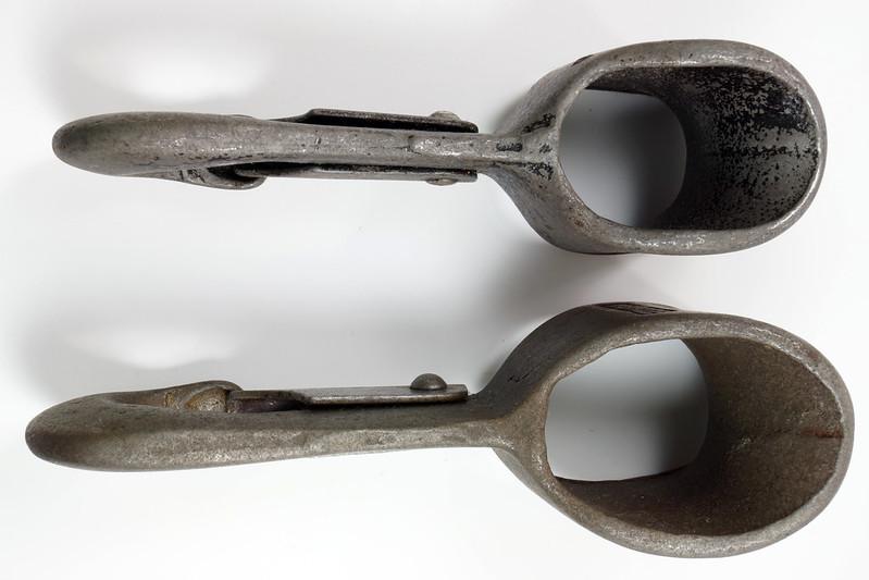 RD23613 RD26915 Rare & Unusual Antique Covert Yankee Snap Hooks DSC03873