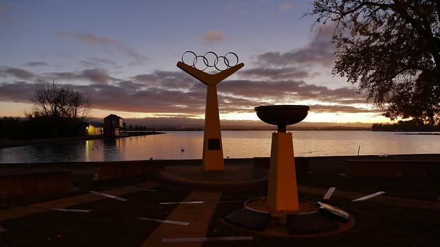 1956 Olympic Games Memorial
