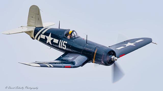1945 Goodyear FG-1D Corsair N72NW