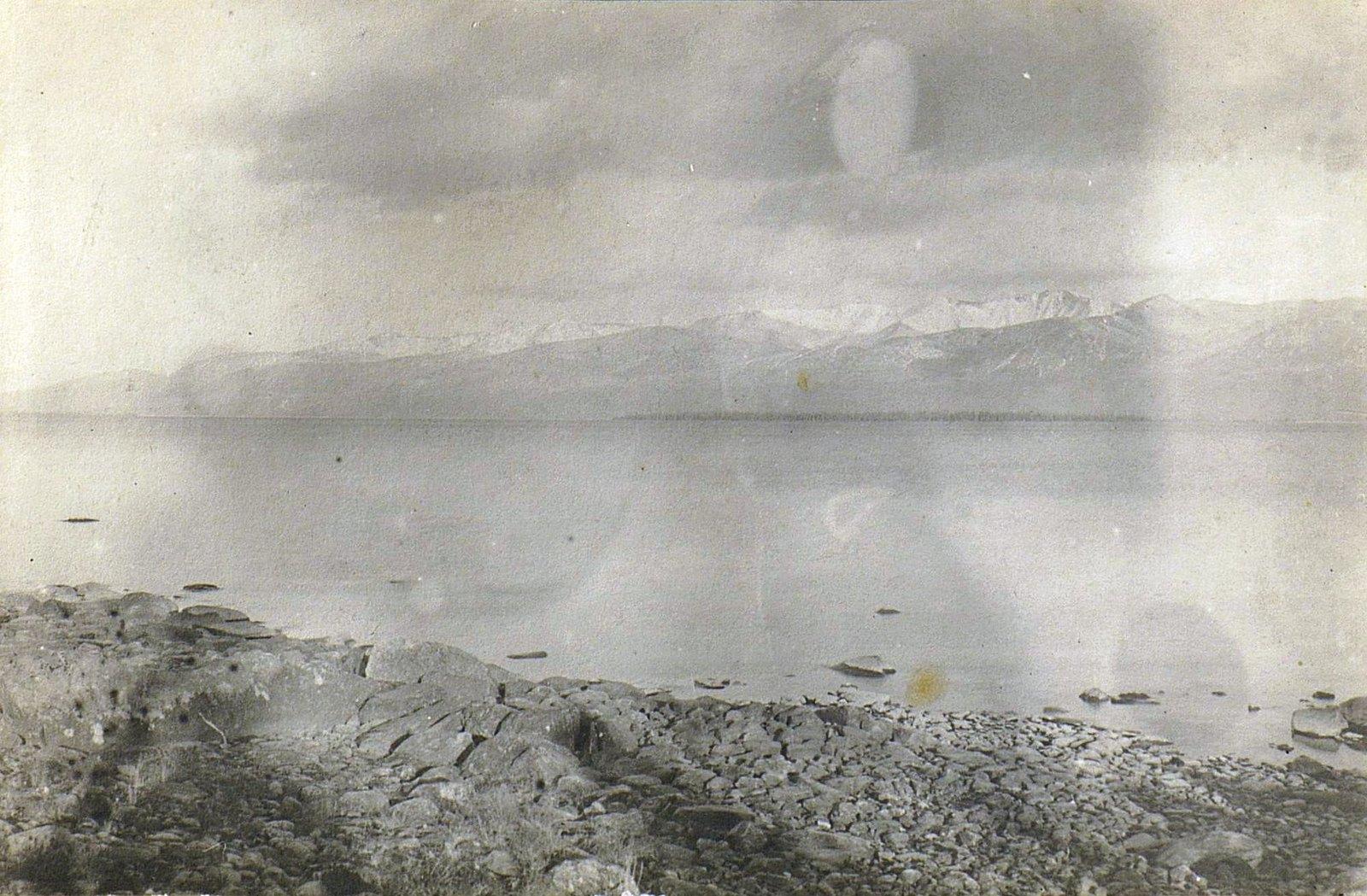 Лапландия. Хибинские горы.