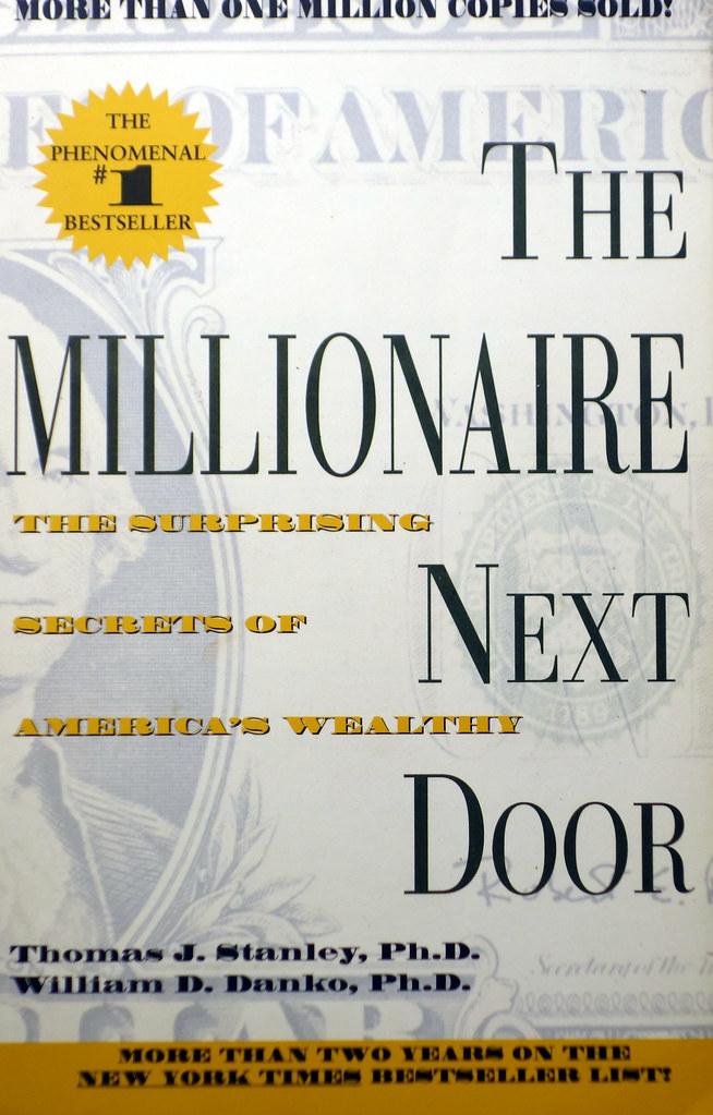 entrepreneur and management book millionaire next door