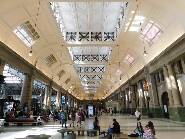 Estación Retiro, F.C. Mitre