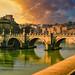 Scorci romani lungo il Tevere