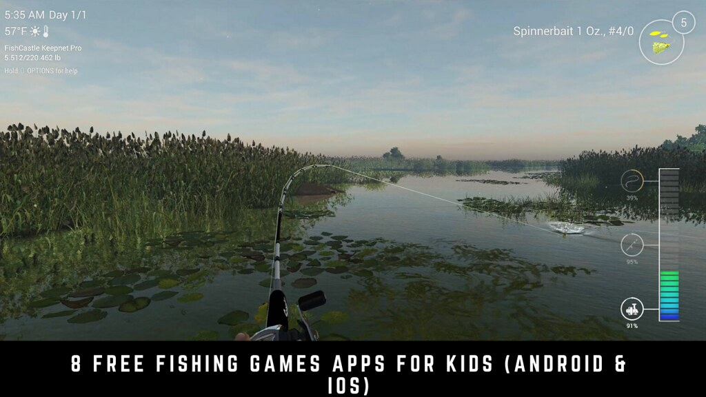 8 Free Fishing Games Apps For Kids (Android & iOS)
