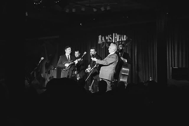 Del McCoury Band - Ram's Head Annapolis - Nov 3, 2017