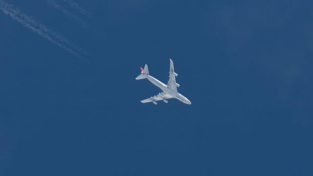 Cargolux LX-YCV 747-4R7(F) Clitheroe 07.05.2020