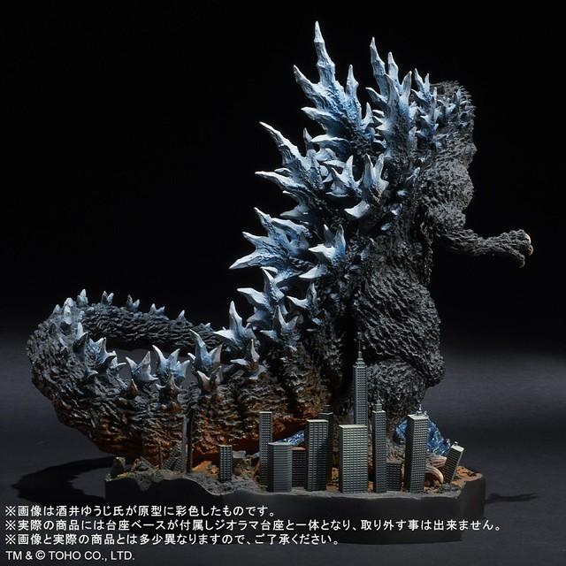 RMC《哥吉拉最後戰役》酒井YUUJI BEST WORKS SELECTION 哥吉拉(2004) 電影海報「再會了,哥吉拉」版