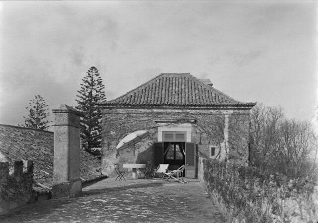 Palácio e Quinta das Torres. Setúbal, Portugal