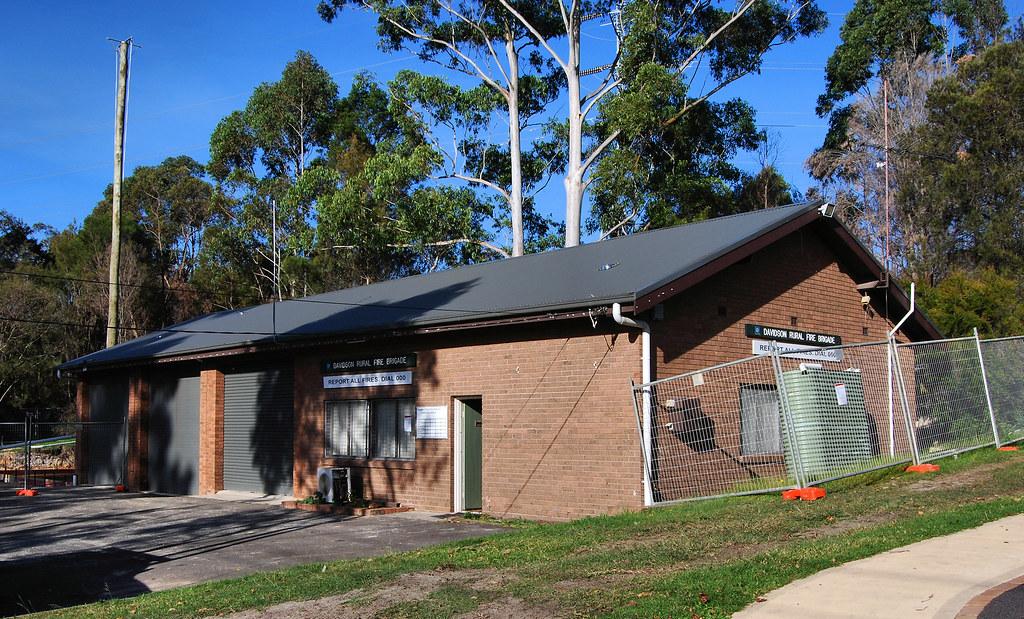 Davidson Rural Fire Brigade, Davidson, Sydney, NSW.