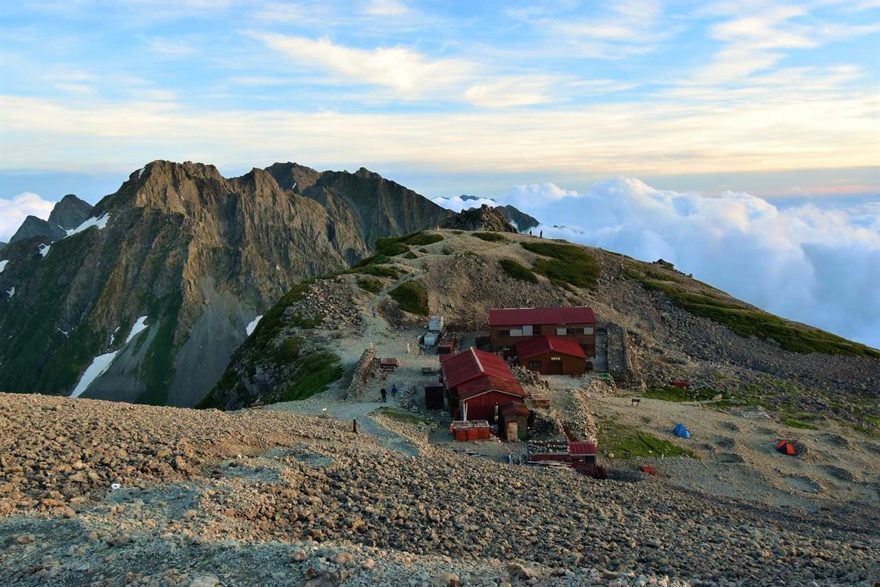 【登山ニュース】アルプス・八ヶ岳の山小屋営業について