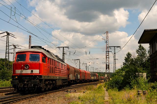 DB 232 589, Stellwerk 5