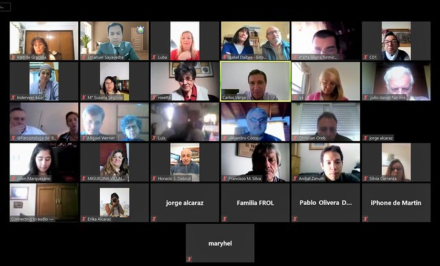 Argentina-2020-04-15-UPF-Argentina Initiates Virtual Meetings