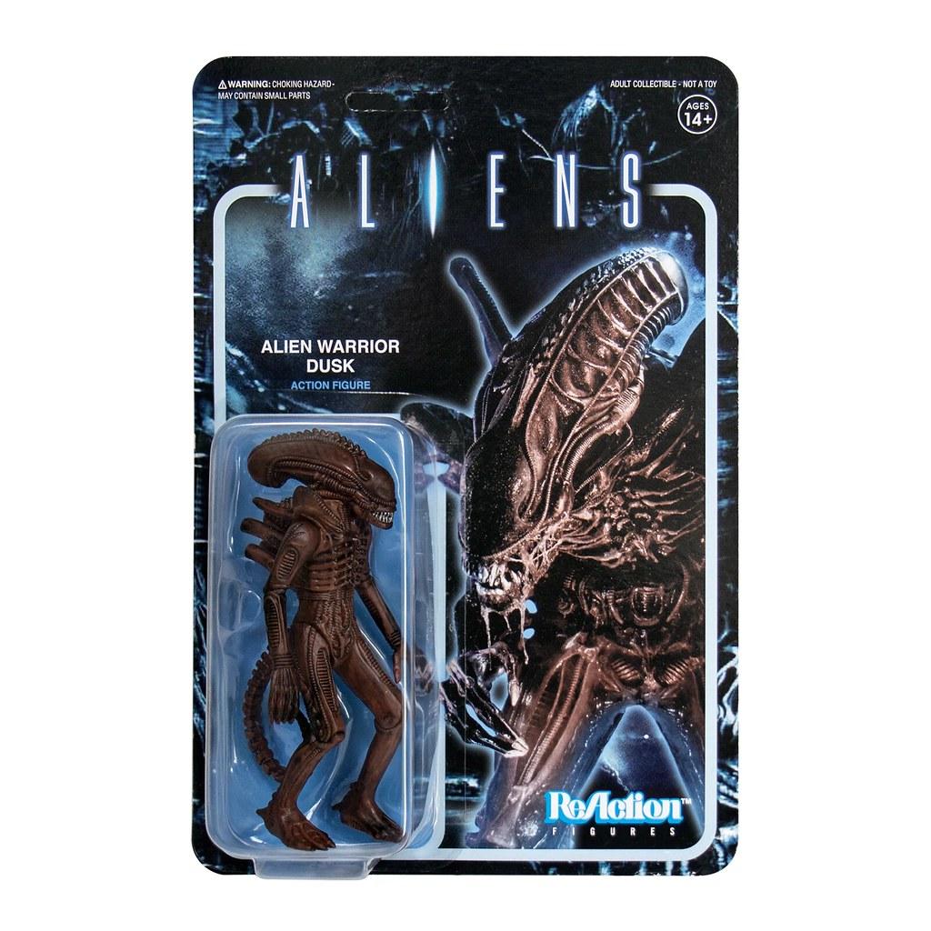 多位陸戰隊員與三色異形參戰! Super7 ReAction Figure 系列《異形2》多款新作發表!(Aliens ReAction Figure)