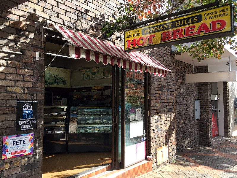 Pennant Hills Hot Bread