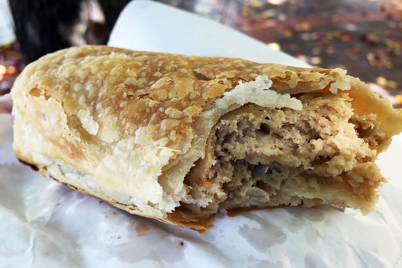 Sausage roll: Pennant Hills Hot Bread
