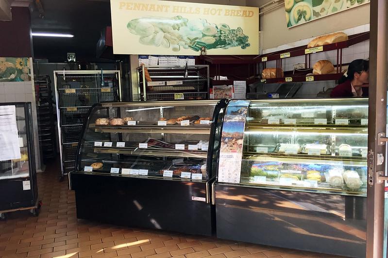 Pennant Hills Hot Bread