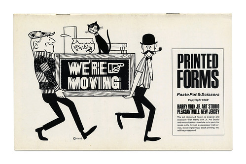 Printed Forms (1969) No. PP121