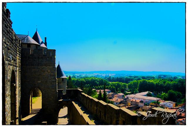 Citée médievale de Carcassonne( France)