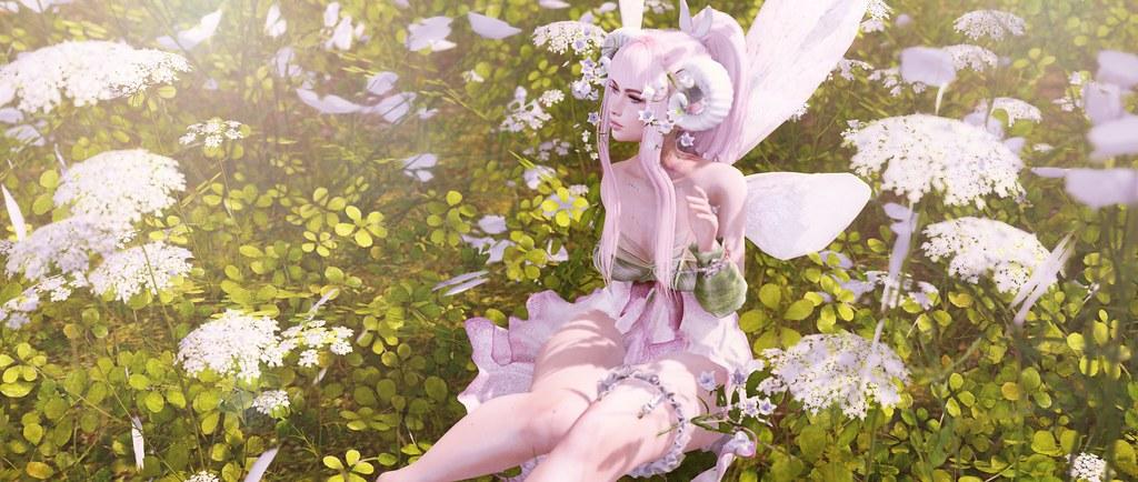 Garden Fairy.