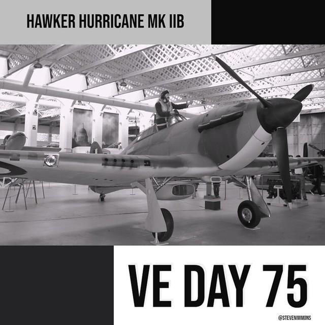 VE Day 75 - Hawker Hurricane