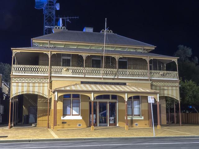 Bourke Post Office - built 1880 - see below