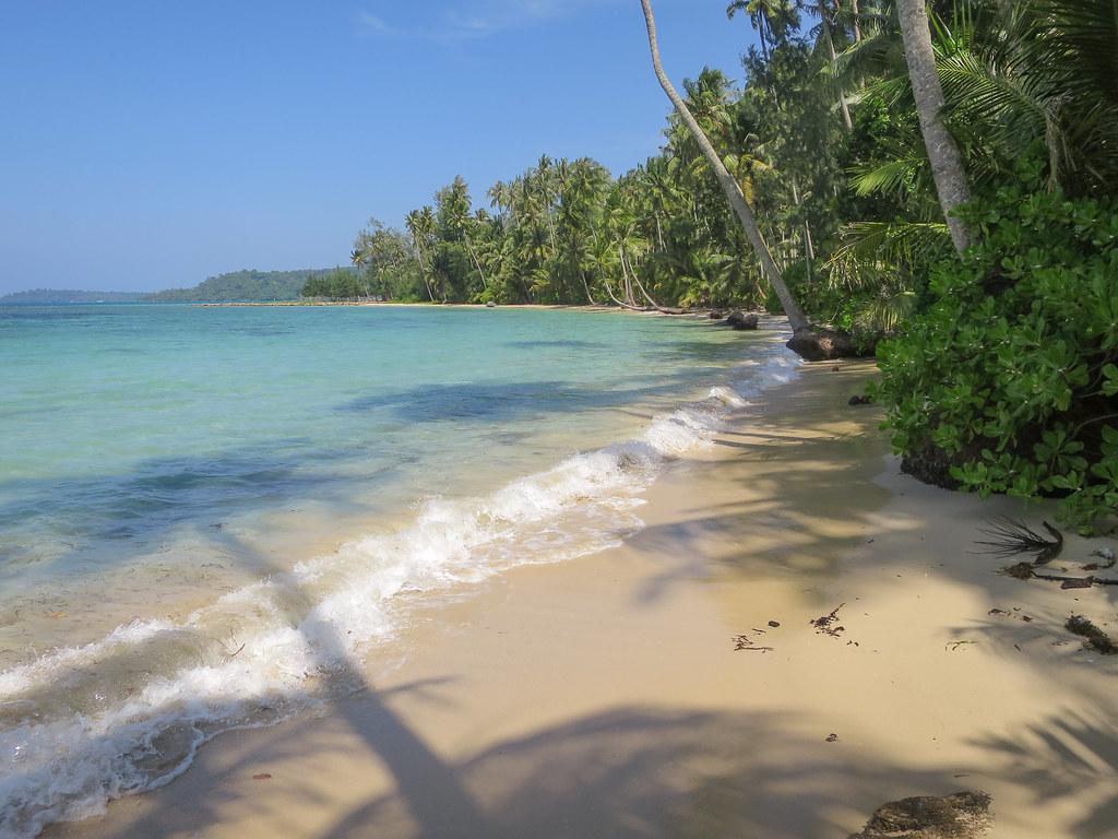 Ngamkho Beach, Koh Kood