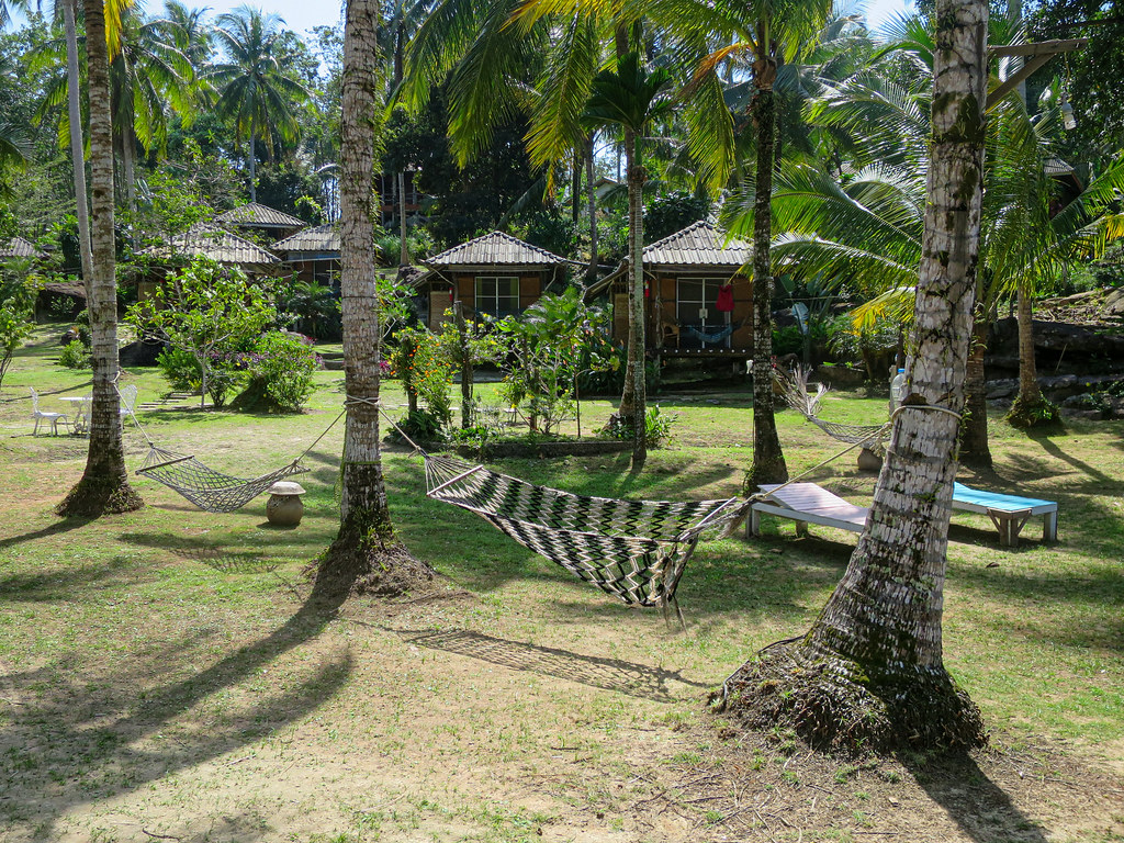 Grounds of Koh Kood Ngamkho Resort