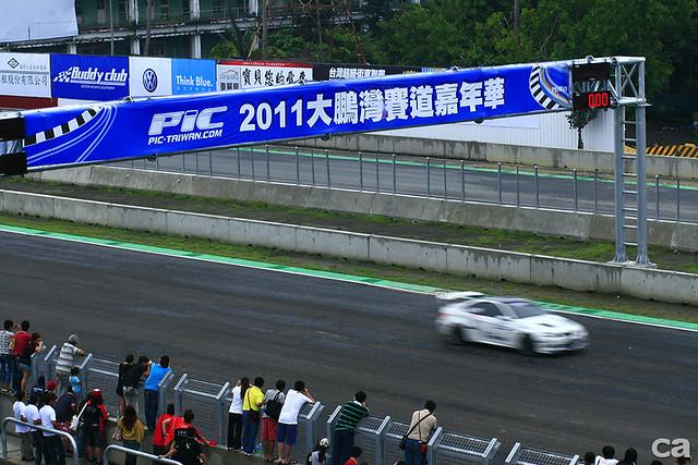 大鵬灣國際賽車場試營運時也讓很多人有著美好的賽車夢 (2)
