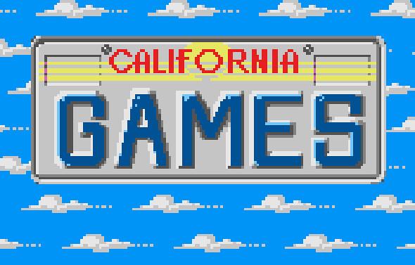 calafornia games