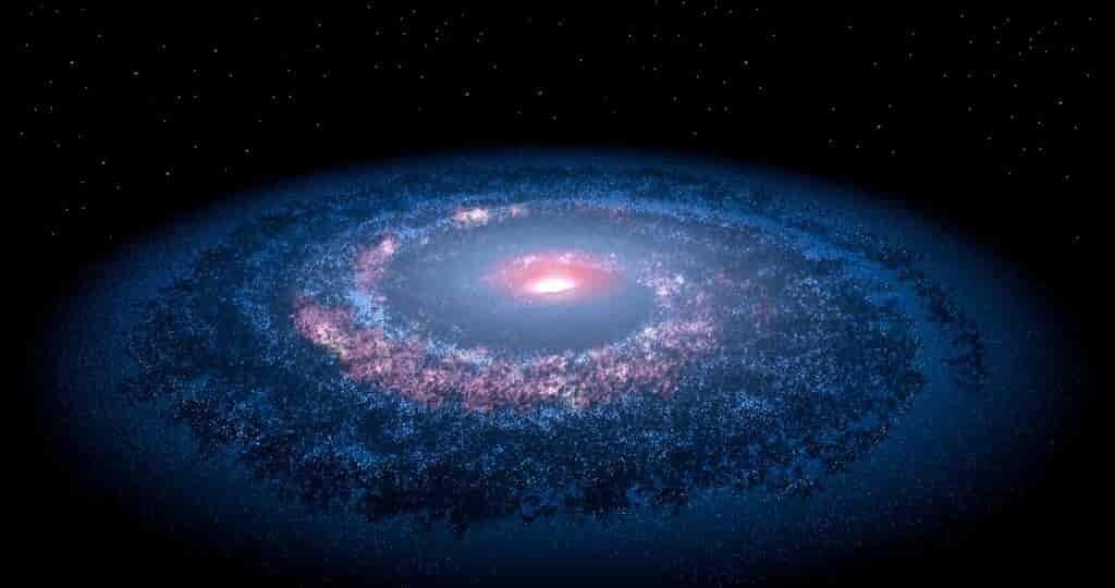 Les étoiles de la Voie lactée se rapprochent dangereusement