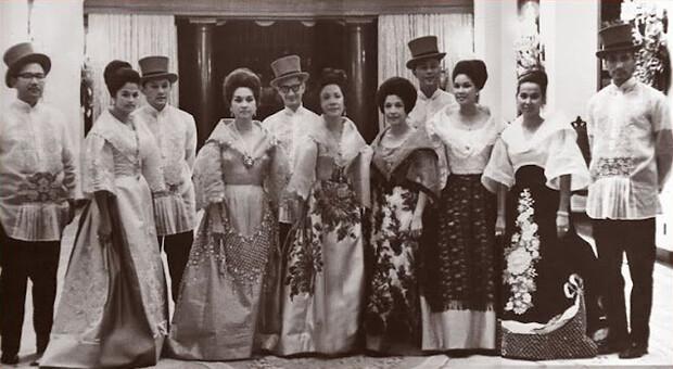 Barong Tagalog represents the Filipinos in all walks of life