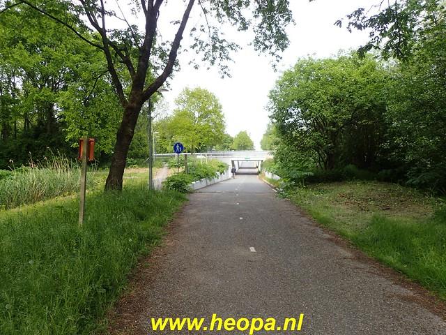 2020-05-07 Pioniers pad  Muiden - Almere (124)