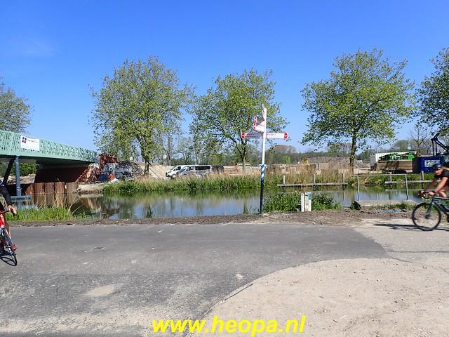 2020-05-07 Pioniers pad  Muiden - Almere (3)