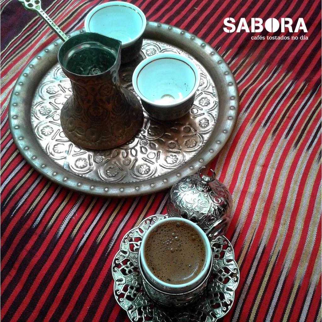 Café ao estilo Turco