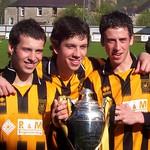 Gary McGowan, Ross Campbell & Russell Guild (Fraser Newlands)